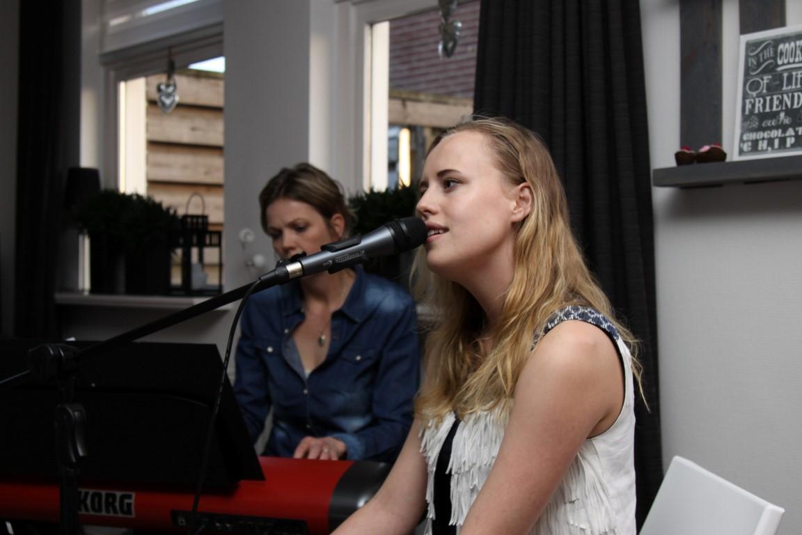 Weer concert bij Ivo en Alette in de huiskamer | Zwartsluis Actueel